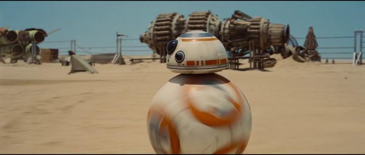 Premier teaser de Star Wars: Episode VII - The Force Awakens