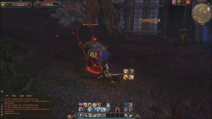 Les classes de Cabal II : aperçu du gameplay du Force Shielder et du Warrior