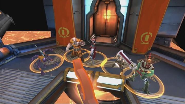 Aperçu du gameplay et des modes de jeu du MOBA Games of Glory