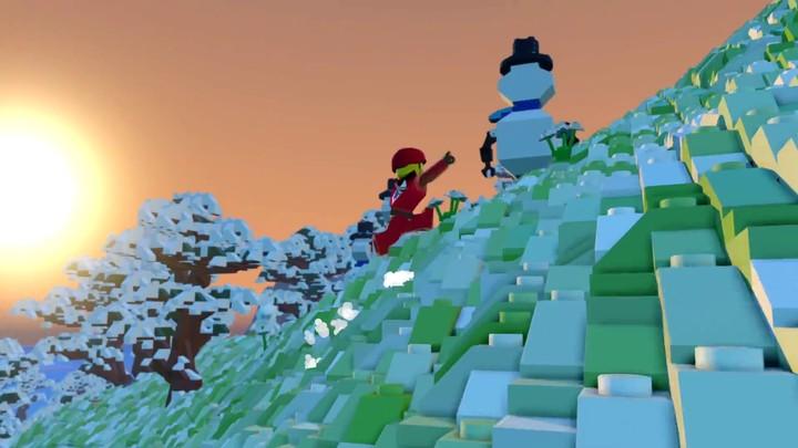 Première bande-annonce LEGO Worlds