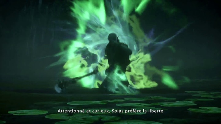 Aperçu du gameplay de Solas et Cole dans Dragon Age Inquisition (VOSTFR)