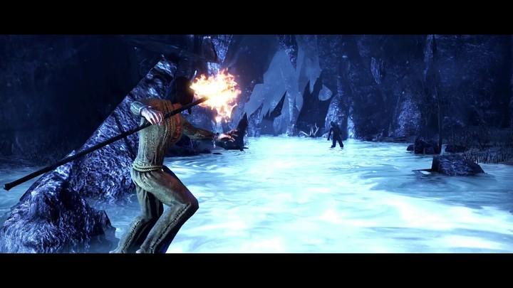 L'épopée d'un héros : Elder Scrolls Online se lance sur console
