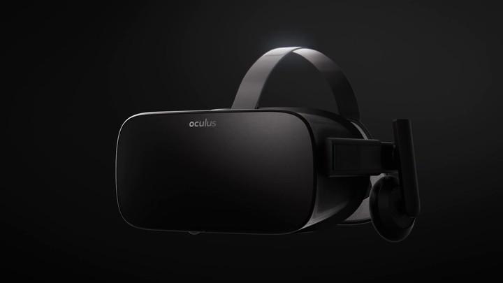Aperçu de la version commerciale de l'Oculus Rift