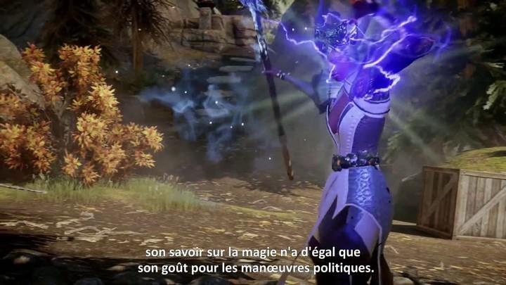 Aperçu du gameplay de Vivienne et Cassandra dans Dragon Age Inquisition (VOSTFR)