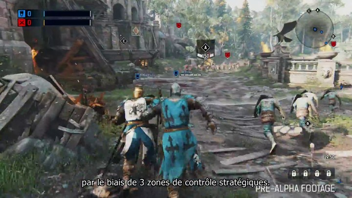 E3 2015 - Premier aperçu du gameplay de For Honor (VOSTFR)