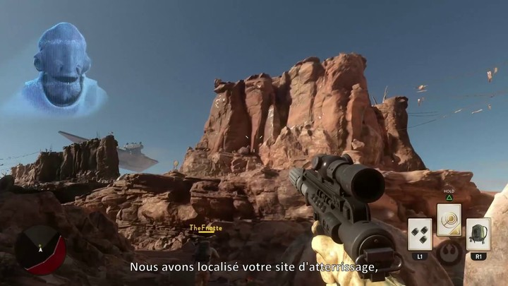 E3 2015 - Aperçu des missions coopératives de Star Wars Battlefront