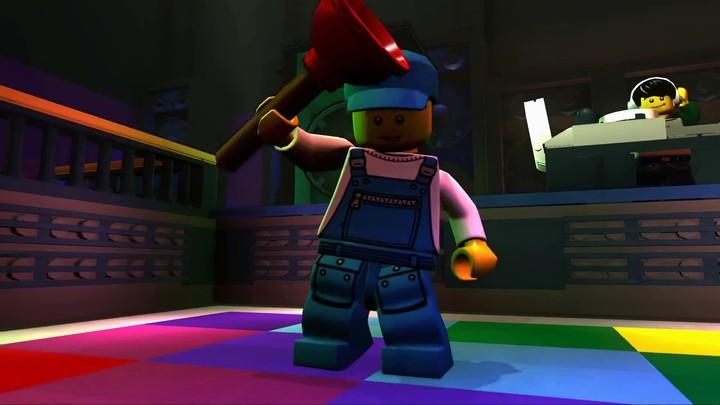 Bande-annonce de lancement de LEGO Minifigures Online