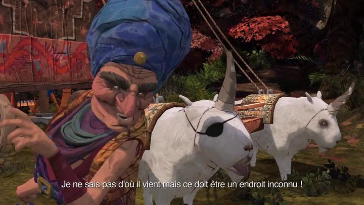 Présentation de King's Quest, le premier jeu développé par Sierra depuis son rachat par Activision Blizzard (VOSTFR)