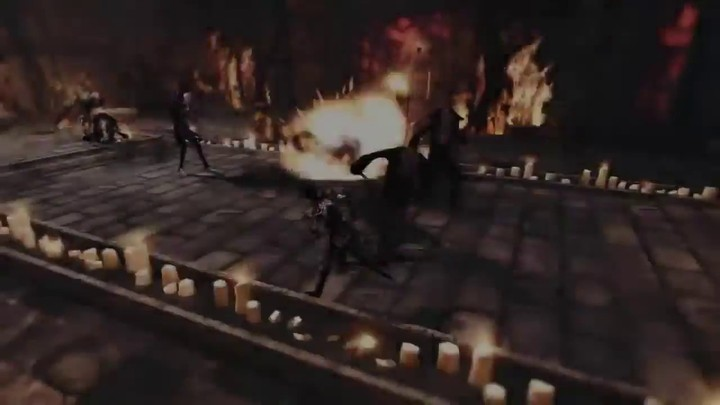 Aperçu des compétences de Hagie, l'épéiste fantôme de Mabinogi Heroes