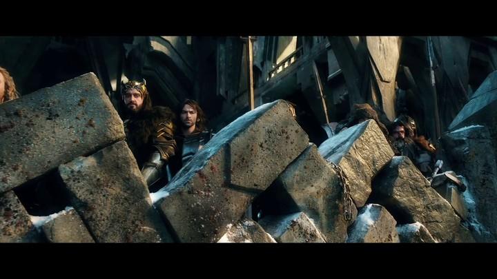 Bande-annonce - Le Hobbit : La Bataille des Cinq Armées (VF)