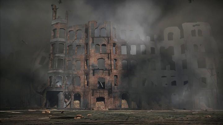 En développement : aperçu de l'environnement destructible de War Thunder