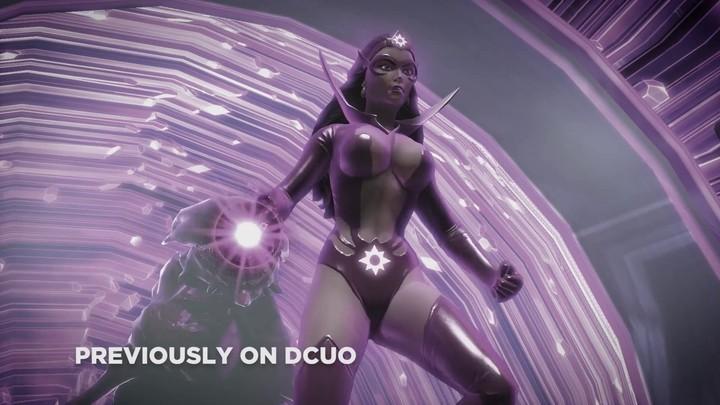 """Aperçu de l'instance """"Corrupted Zamaron"""" de l'Épisode 15 de DC Universe Online"""
