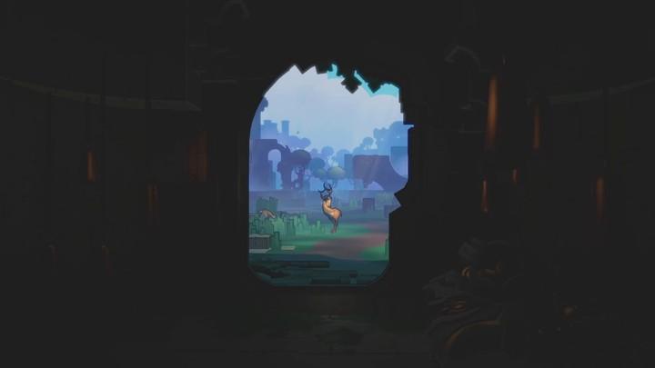 Premier teaser de Hob, le jeu d'exploration de Runic Games