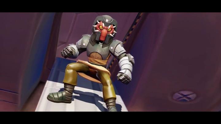 "Bande-annonce du pack ""Star Wars Twilight of the Republic"" de Disney Infinity 3.0"