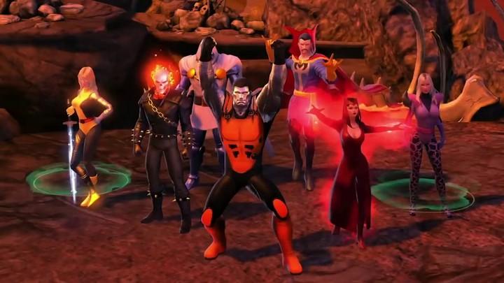 Vers les limbes de Marvel Heroes