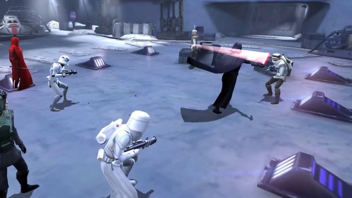 Première bande-annonce de Star Wars Galaxy of Heroes