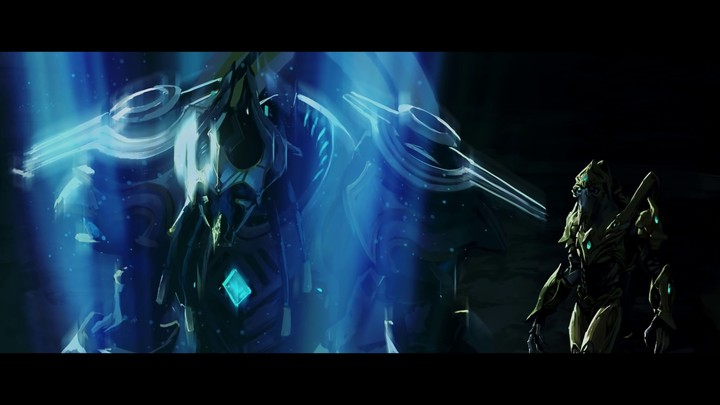 "Bande-annonce ""Reconquête"" de StarCraft II: Legacy of the Void (VF)"