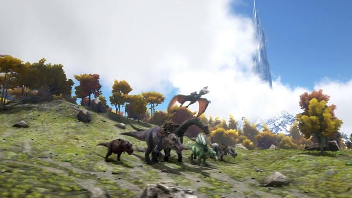 Aperçu du Giganotosaurus d'ARK: Survival Evolved