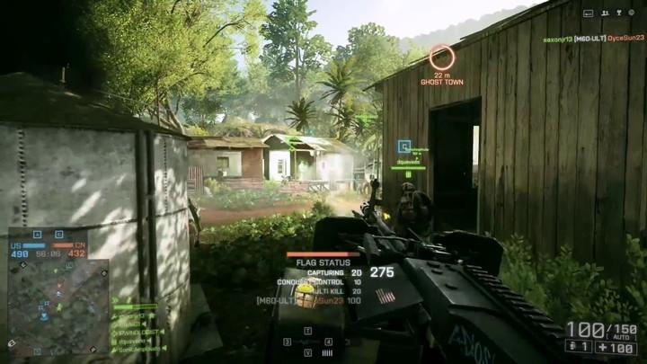 Battlefield 4 - Gameplay de la Community Map