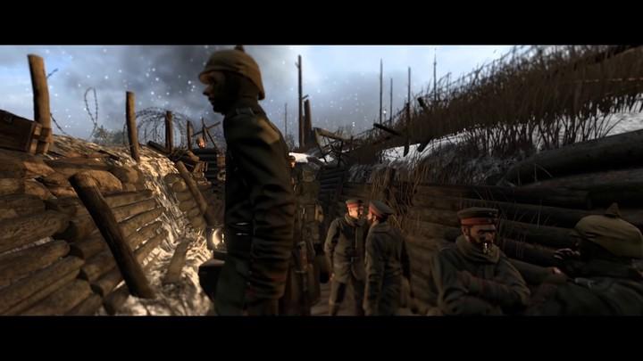 La Trêve de Noël de nouveau en vigueur dans Verdun
