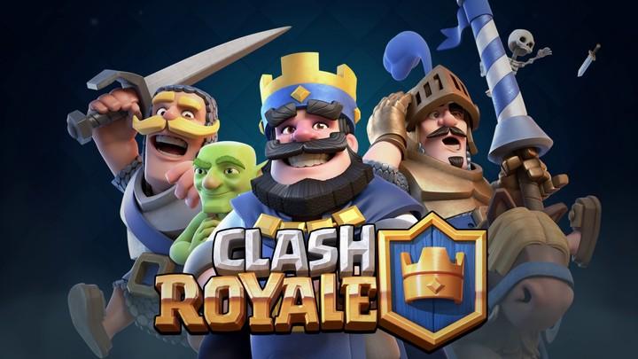 Première bande-annonce de Clash Royale