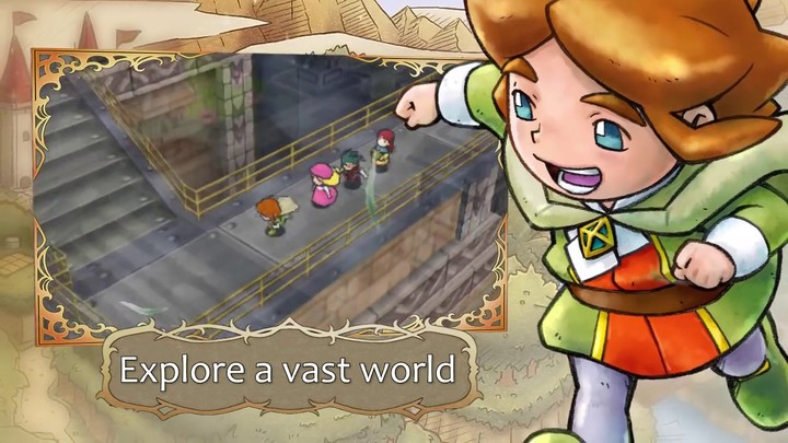 Première bande-annonce occidentale de Return to PopoloCrois: A STORY OF SEASONS Fairytale
