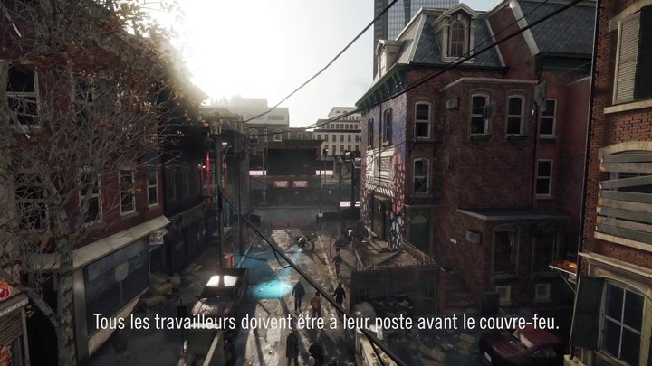 """Bande-annonce de gameplay """"This is Philadelphia"""" d'Homefront The Revolution (VOSTFR)"""