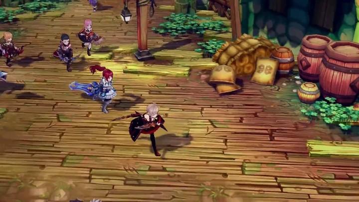 Premier aperçu du gameplay hybride de Laplace