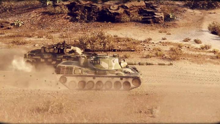 Aperçu du système de camouflage d'Armored Warfare