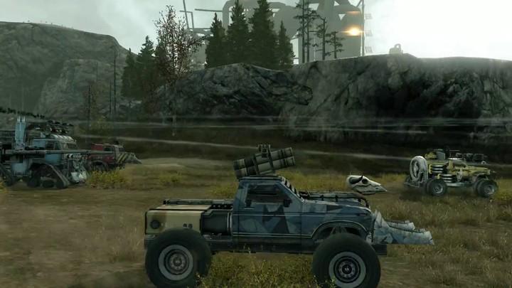 """Bande-annonce de """"Battle Test"""" de Crossout"""