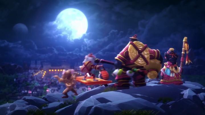 Bonne fête lunaire dans Heroes of the Storm (VF)