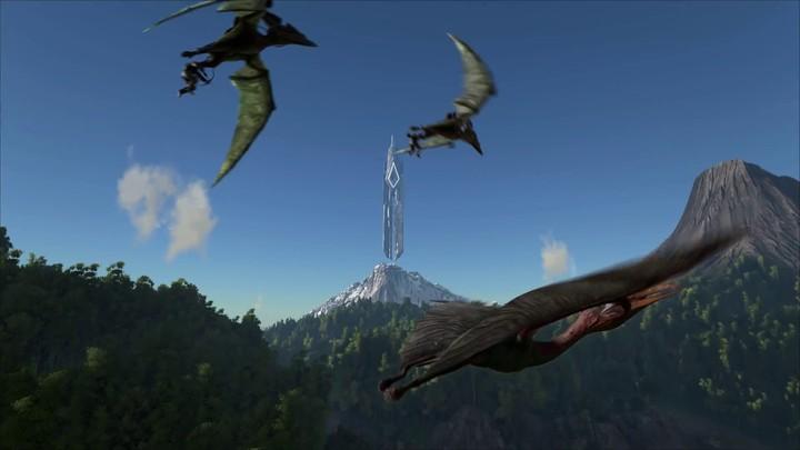 Aperçu du Quetzalcoatlus d'Ark: Survival Evolved