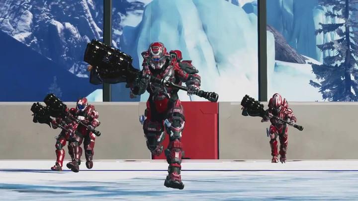 Bande-annonce de lancement d'Halo 5: Hammer Storm