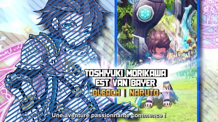 Les voix japonaises de la version occidentale de Dragomon Hunter