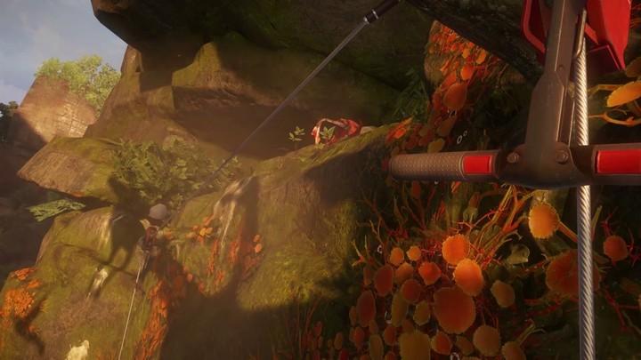 Réalité virtuelle : aperçu de Back to Dinosaur Island 2