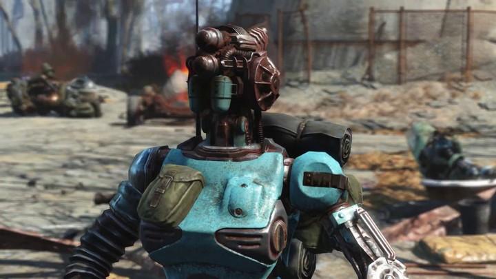 Bande-annonce de l'extension Automatron de Fallout 4 (VF)