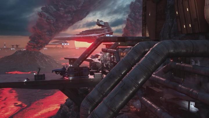 """Bande-annonce de gameplay de l'extension """"Bordure extérieure"""" de Star Wars Battelfront"""