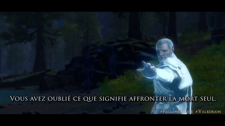 """Teaser """"Obscures Visions"""" de Knights of the Fallen Empire (VOST)"""
