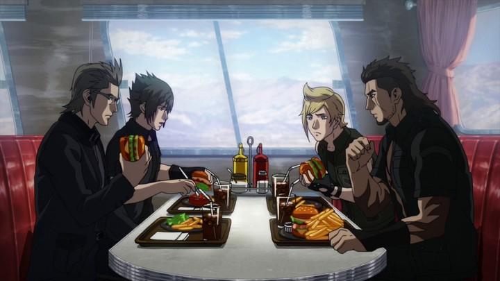 Brotherhood Final Fantasy XV : épisode 1 (VOSTA)