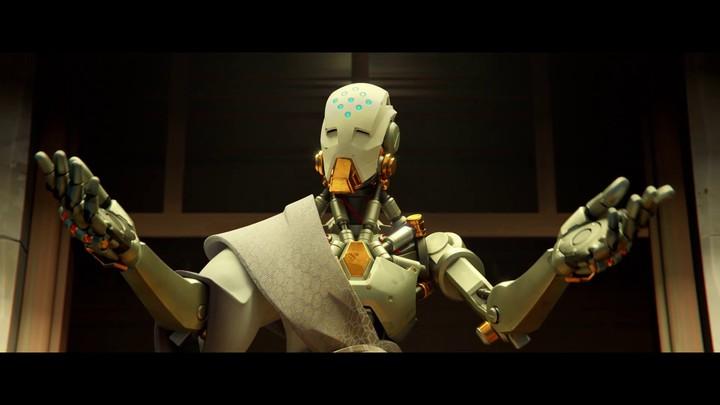 En vie, second court métrage d'Overwatch (VF)