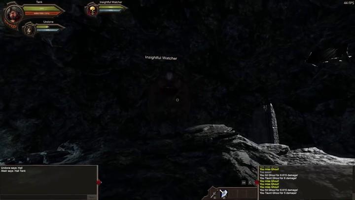Alpha : premier aperçu de Saga of Lucimia