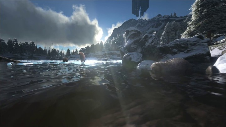 Aperçu du Direbear et de la Manta d'ARK: Survival Evolved