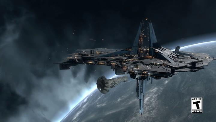 Bande-annonce de l'extension EVE Online: Citadel (VOSTFR)
