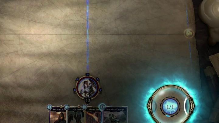Premier aperçu du gameplay de The Elder Scrolls: Legends