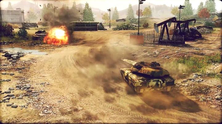 Bande-annonce des chars de rang 10 sur Armored Warfare