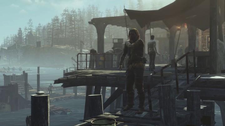 """Bande-annonce du DLC """"Far Harbor""""  de Fallout 4"""