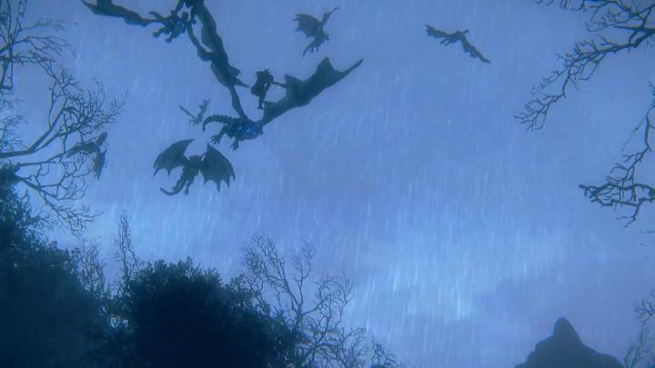 Bande-annonce de gameplay de Riders of Icarus