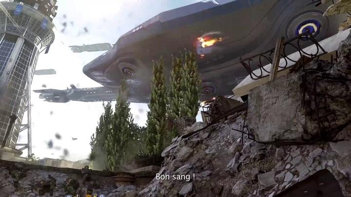 Première bande annonce de Call of Duty : Infinite Warfare