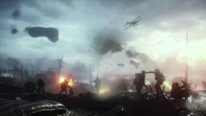 Première bande annonce de Battlefield 1