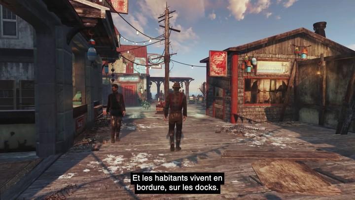Exploration de Far Harbor dans Fallout 4 (VOSTFR)